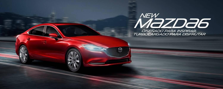 New Mazda6 GTX 2.5L TURBO 6AT