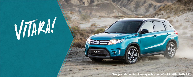 Vitara 1.6 AT 4WD Limited