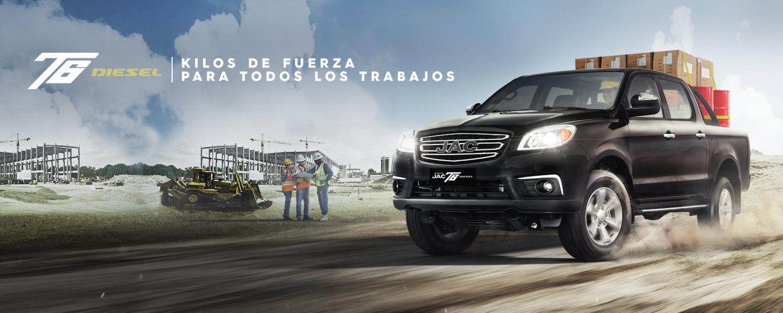 T6 Diesel 4x2 Luxury