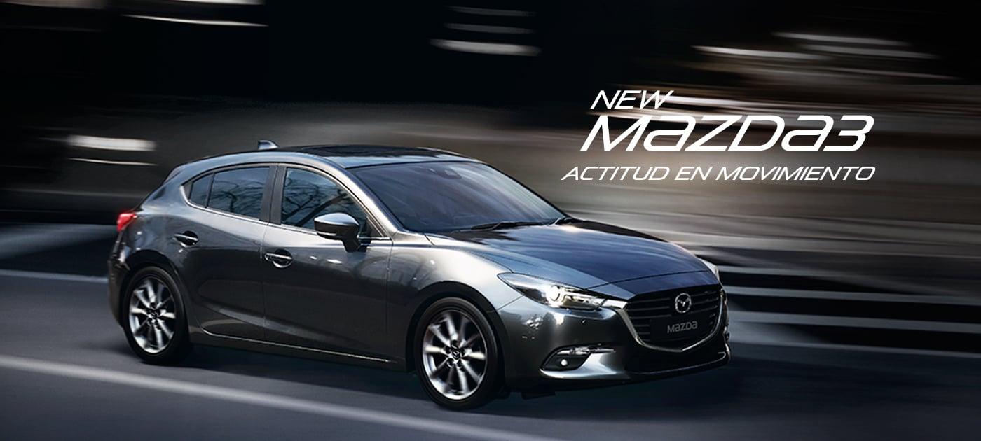 New Mazda3 Sport V SR 2.0l 6AT