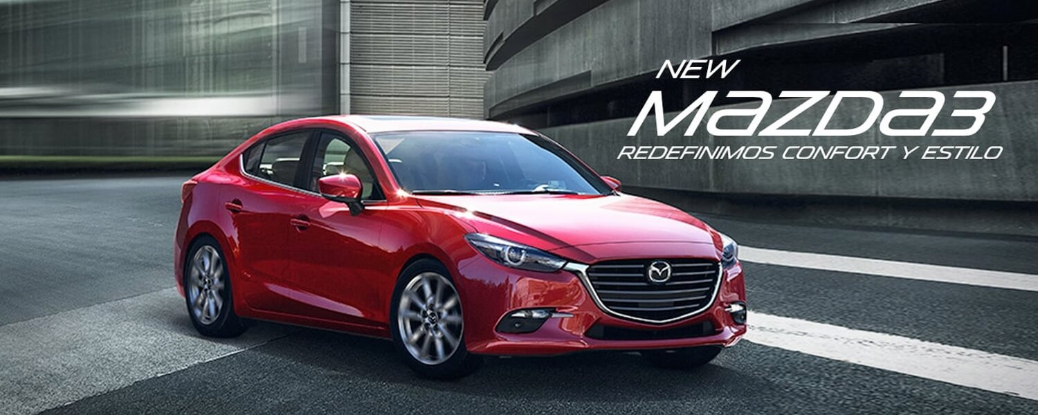 New Mazda3 Sedán S 1.6L 4AT