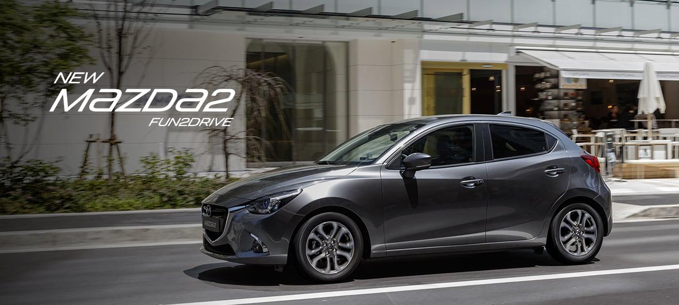 New Mazda2 Sport 1.5L V 6MT