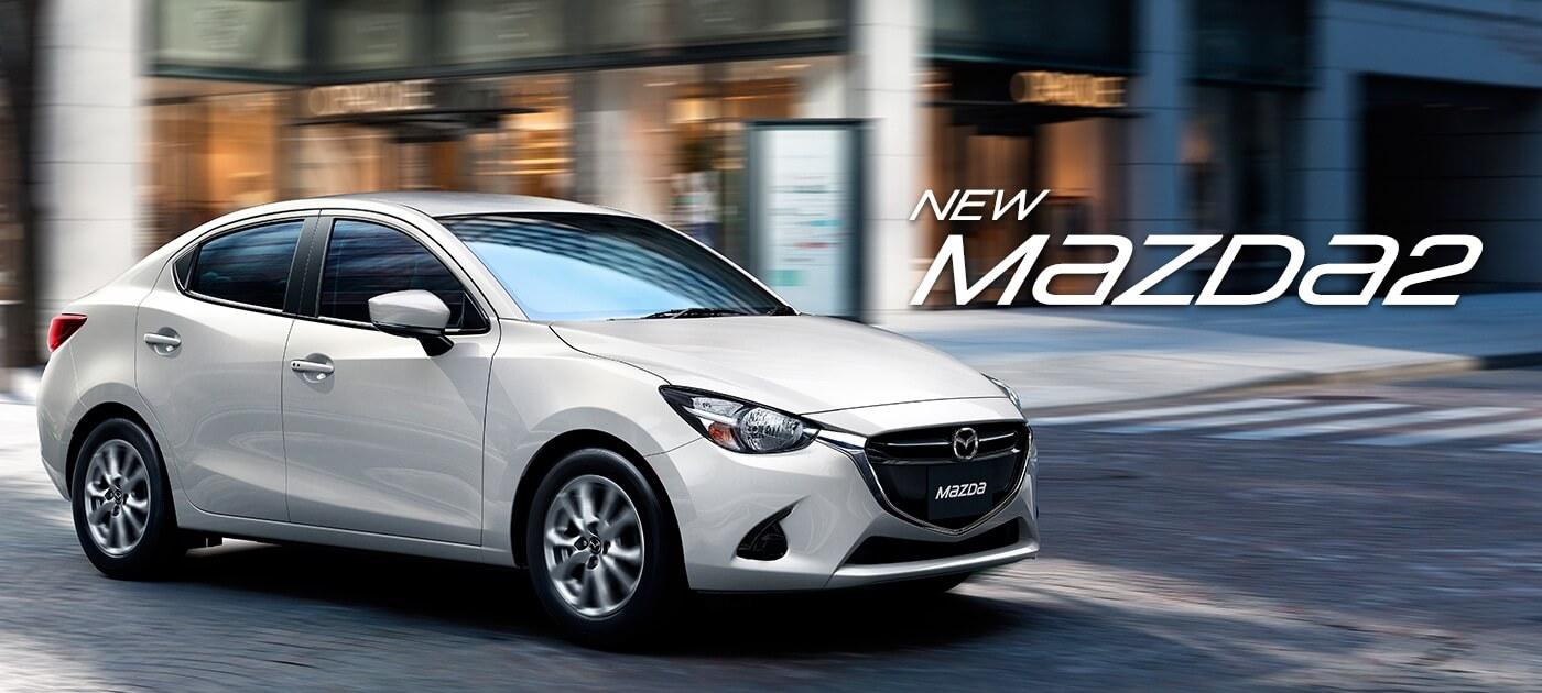 Mazda2 Sedán 1.5L V 6AT