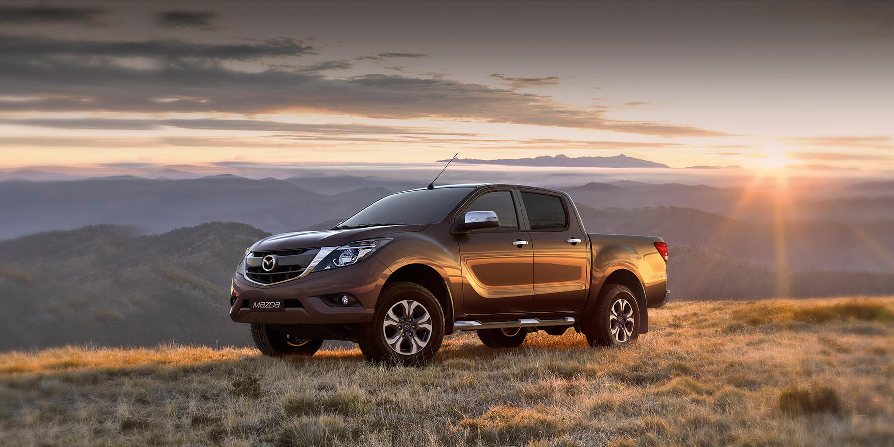 Mazda BT-50 Doble Cabina 2.2 SDX High 6MT 4x4 Diesel
