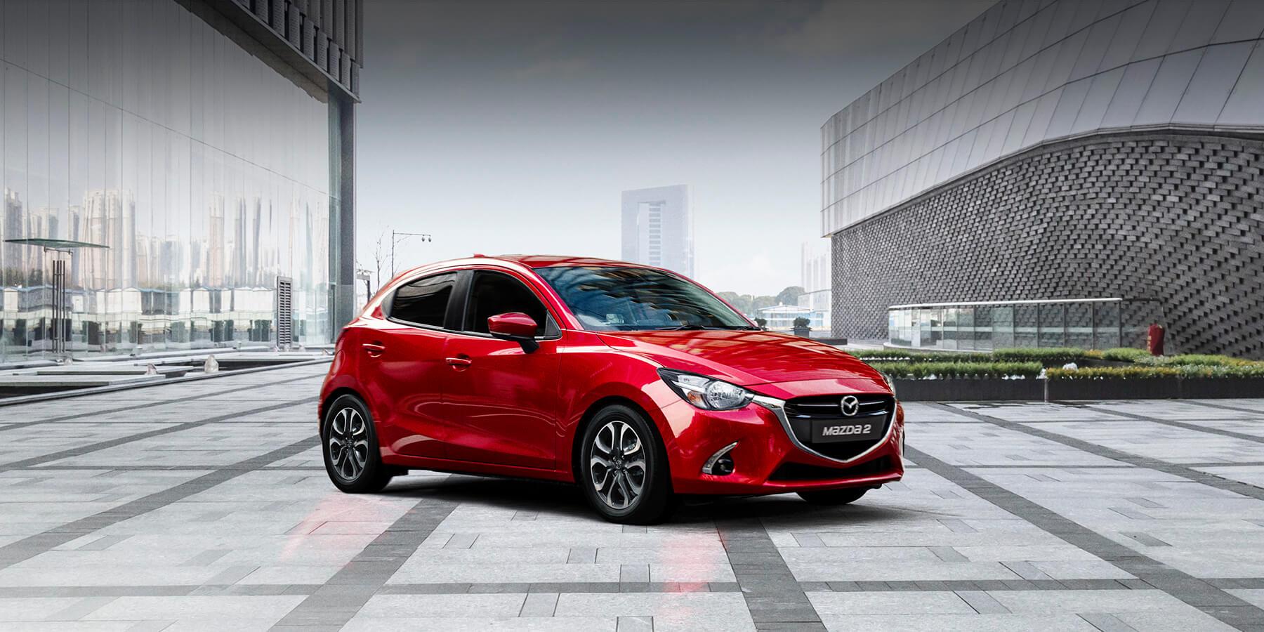 Mazda2 Sport 1.5L V 6AT
