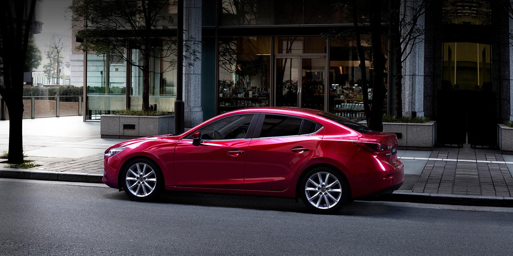 Mazda3 Sedán V 2.0l 6MT