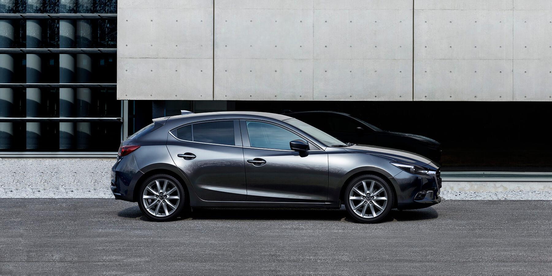 Mazda3 Sport GT SR 2.5L 6AT Audio Bose Cuero GPS