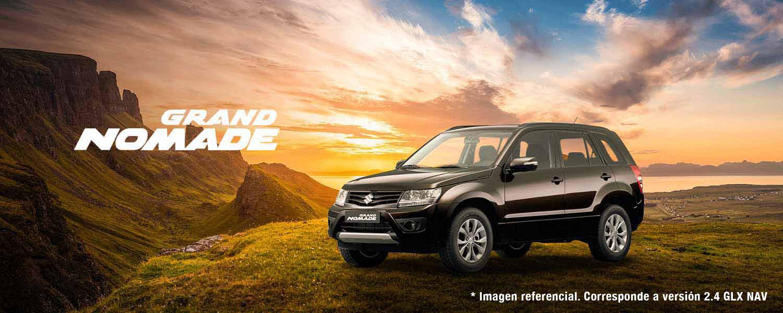 Grand Nomade 2.4 2WD GLX NAV MODELO 2019