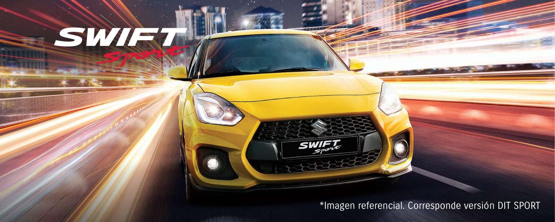 Swift Sport 1.4 DIT AT SPORT