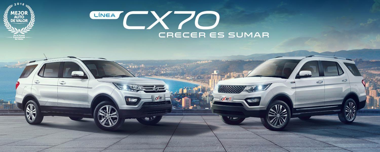 CX70 Luxury