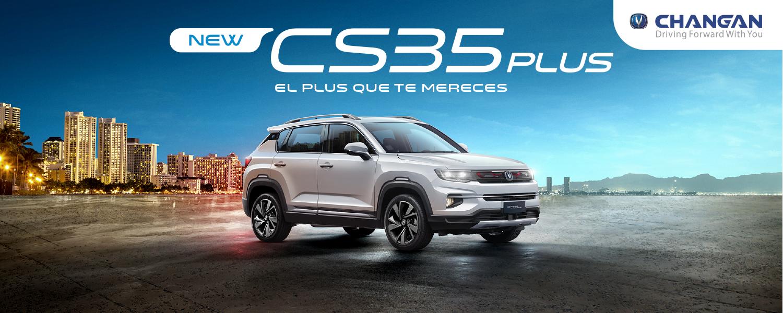 CS35 Plus Luxury 1.4 Turbo AT