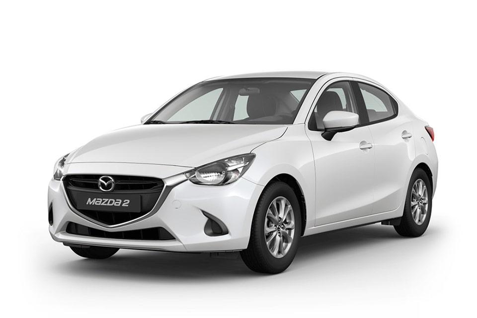 Mazda2 Sedán