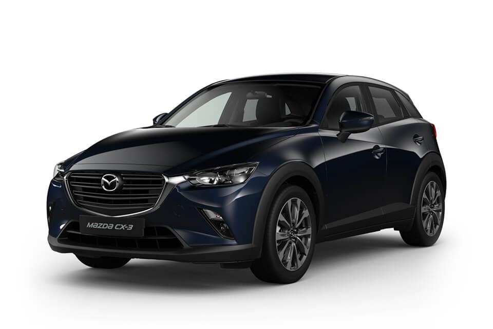 New Mazda CX-3