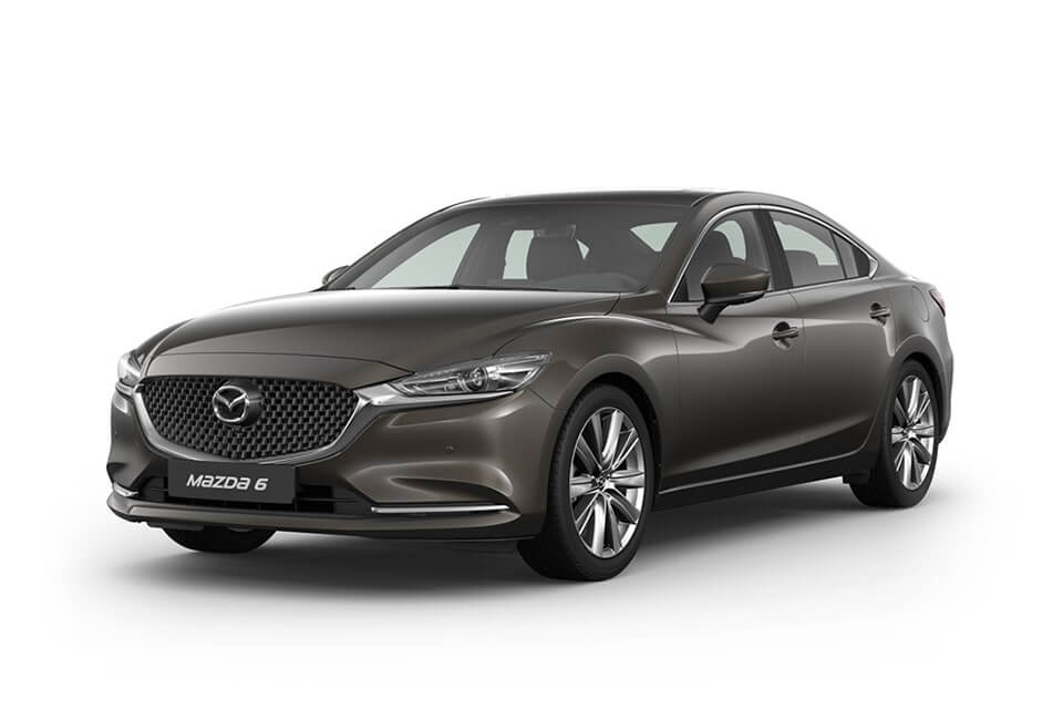 New Mazda6