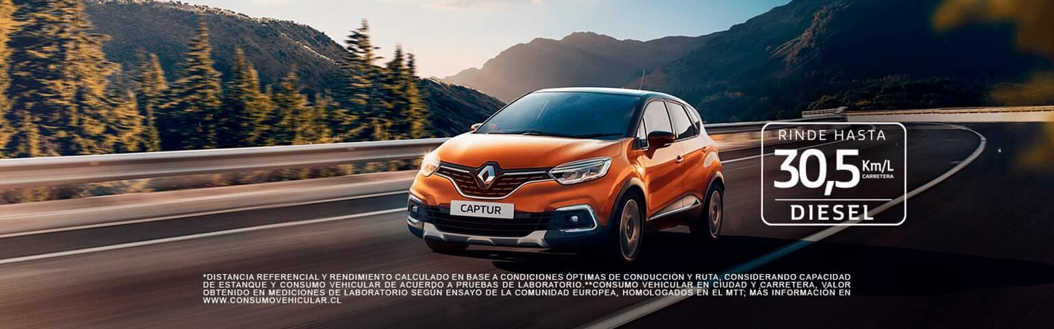 Captur Intens MT Diesel Adventure