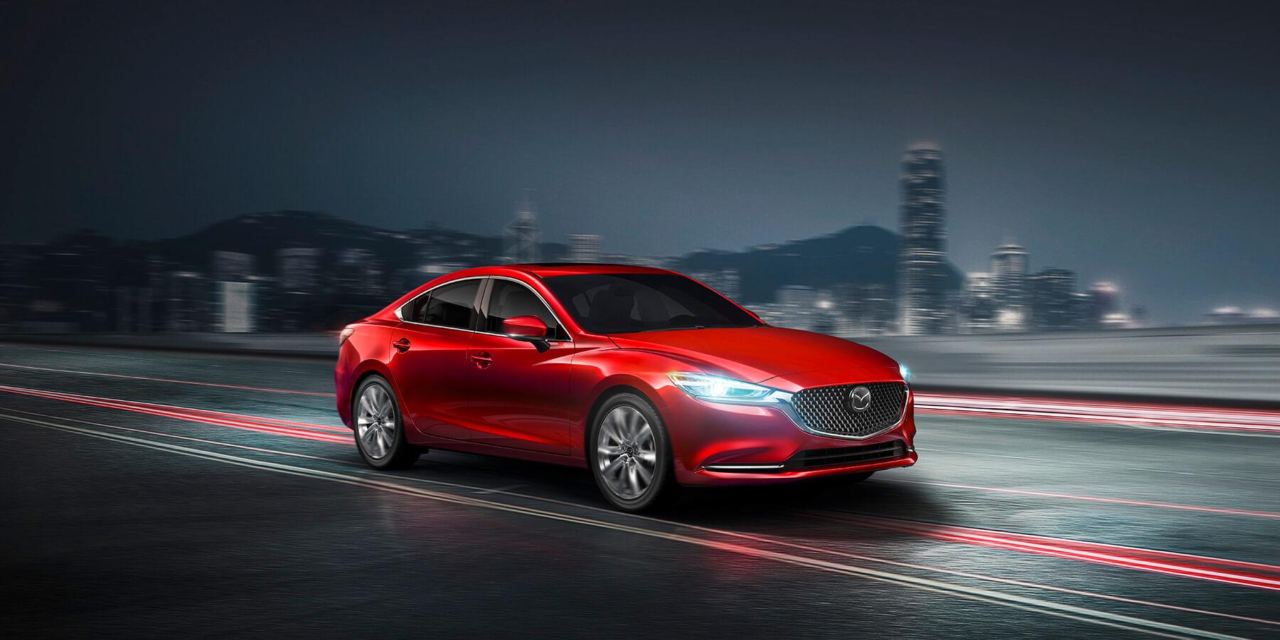 New Mazda6 SDN GTX 2.5L Turbo CA 6AT