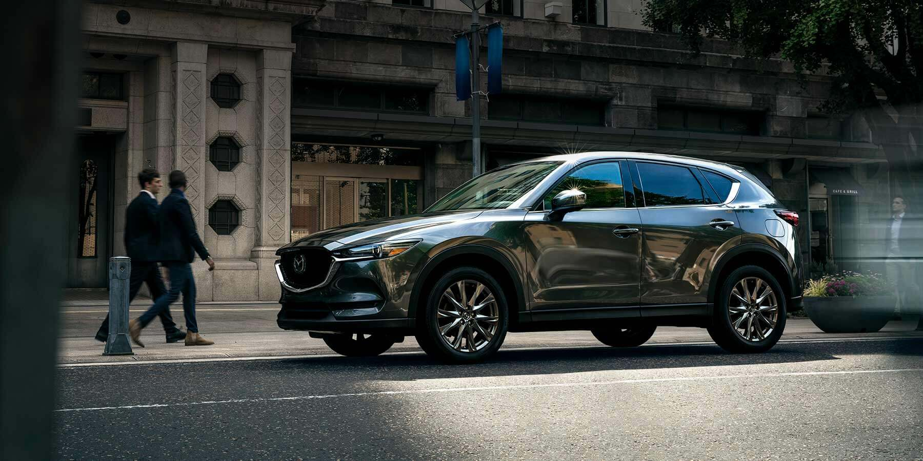 New Mazda CX-5 GTX 2.5L TURBO PLUS CA