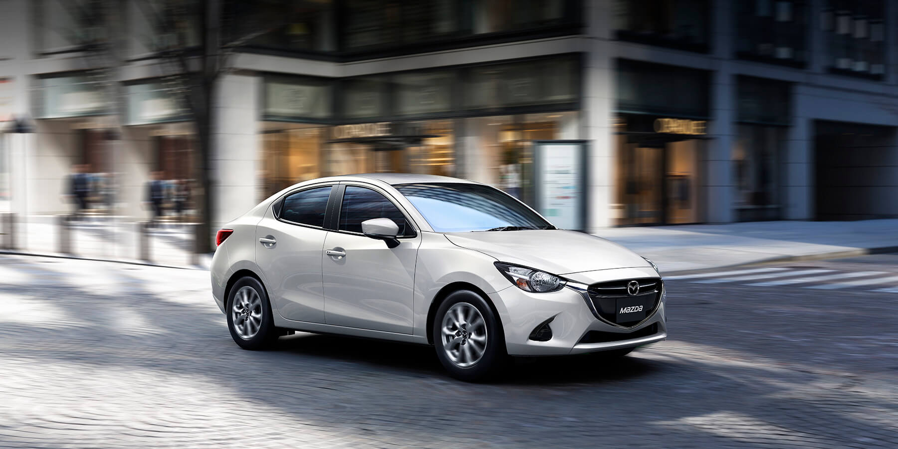 Mazda2 Sedán 1.5L V 6AT IPM