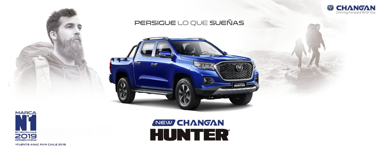 New Hunter 4X4 Luxury MT