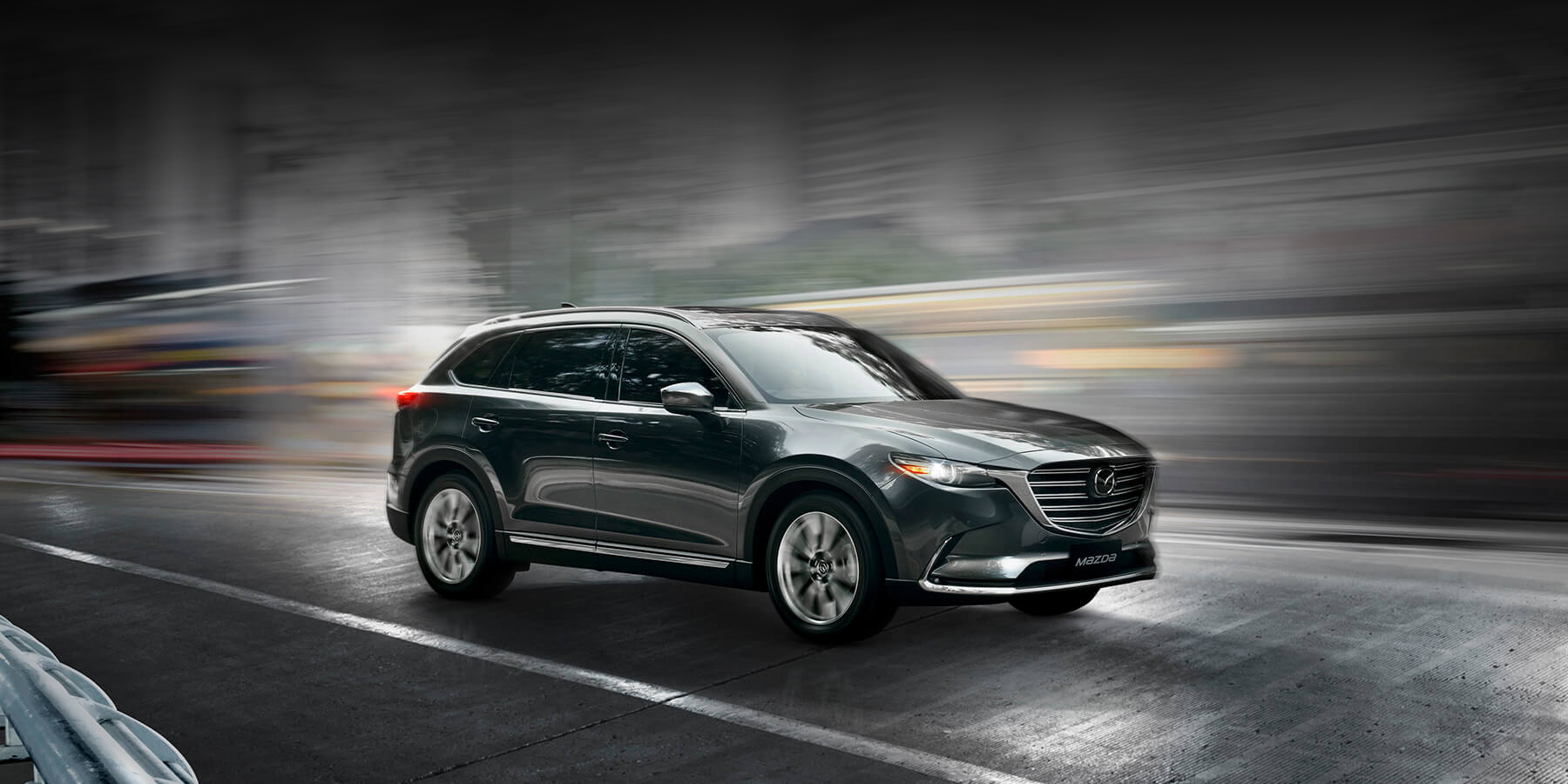New Mazda CX-9 GTX AWD 2.5L T CA 6AT (CN)