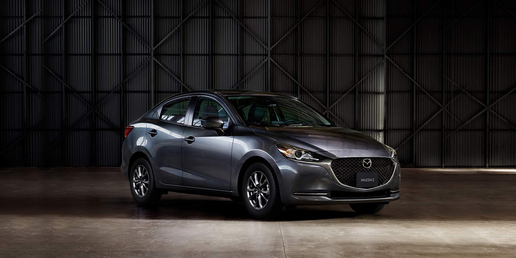 Mazda2 Sedán 1.5L S 6MT IPM