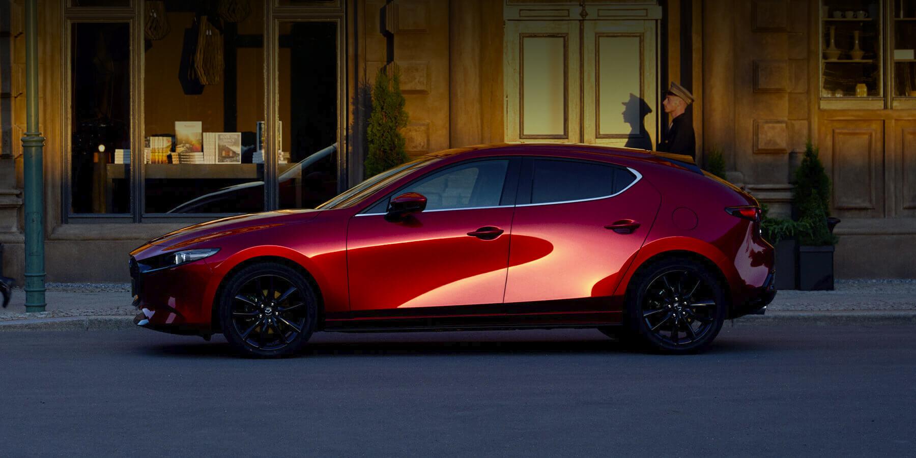 All-New Mazda3 Sport GTX 2.5 7G 6MT